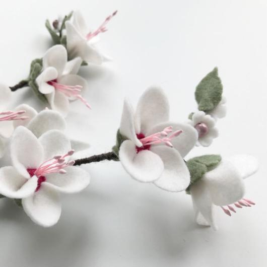 25 Jenis Bunga Dari Kain Flanel Untuk Ide Jualan Kreasi Flanel 3 Teman Kreasi