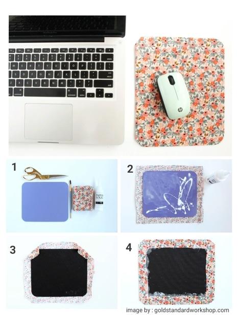 Cara Membuat Mouse Pad Dan Ide Kreasi Mouse Pad Keren Teman Kreasi
